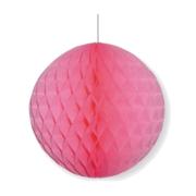 Eenhoorn roze pailletten kerstboomhanger kersthanger 7 cm